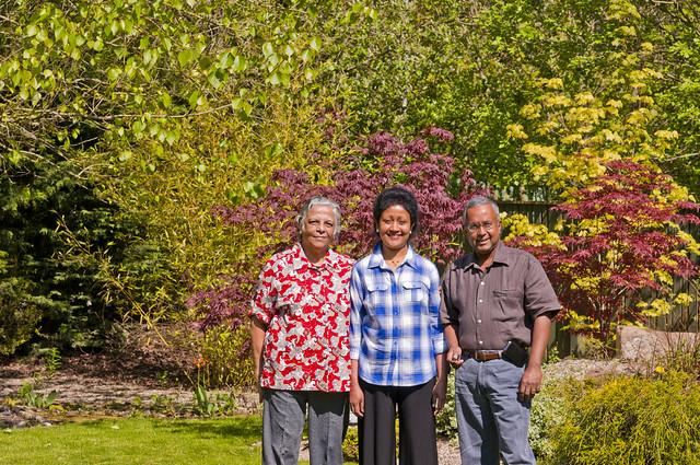 Miriam, Gizzy and Ranji