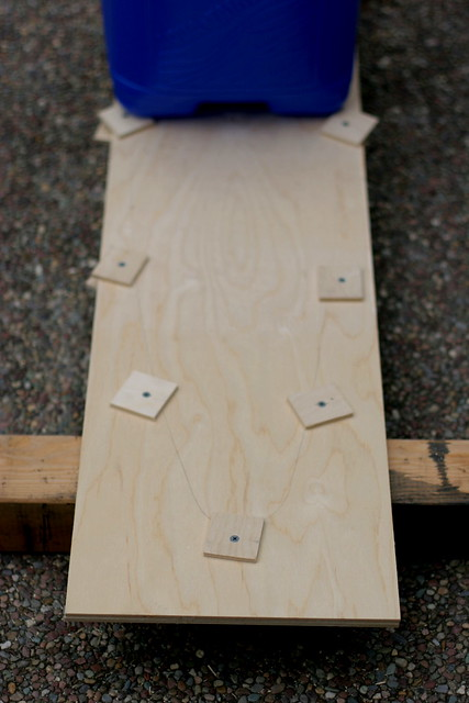 Homemade longboards