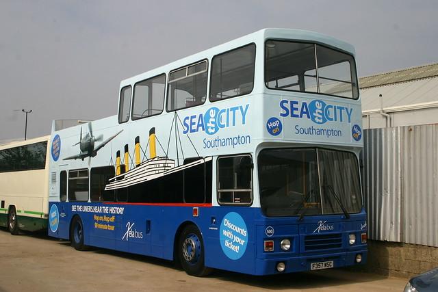 500 F357WSC Xelabus
