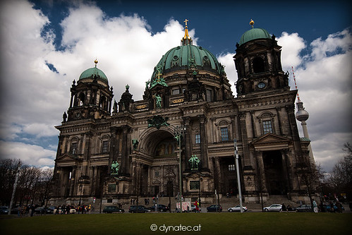 Berlin Cathedral | by Bernhard Wehinger