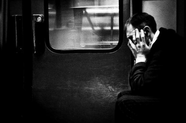 Le dernier métro - Paris mars 2011 - R0015962