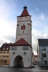 Ulmer Tor / Ulmer Gate / Улмската порта
