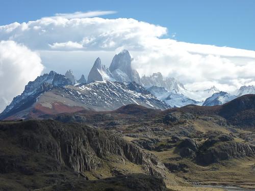 Argentinië, El Chalten - Los Condores