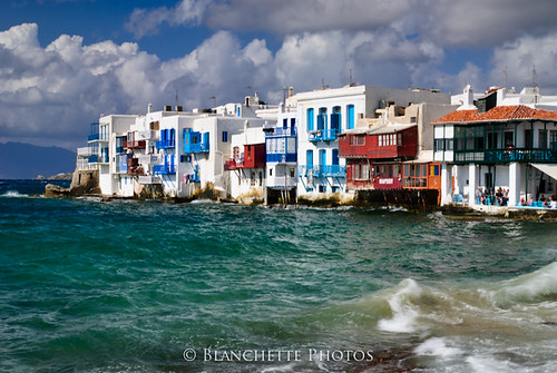 Little Venice: Mykonos, Greece | by Mike Blanchette