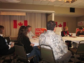 Carolyn Bennett visits Lambton-Kent-Middlesex | by Gayle Stucke Campaign