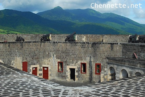 Brimstone Hill Fortress, St Kitts | by Chennette