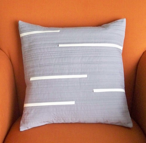 Lines Pillow | by Debbie Grifka