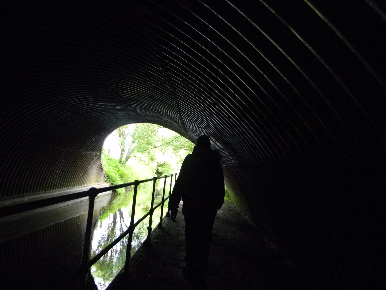 Through a tunnel darkly Appleford Circular (Didcot start)