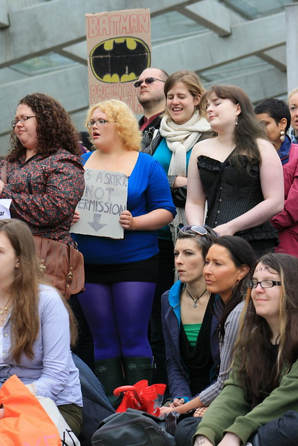 Edinburgh: Slutwalk 2011