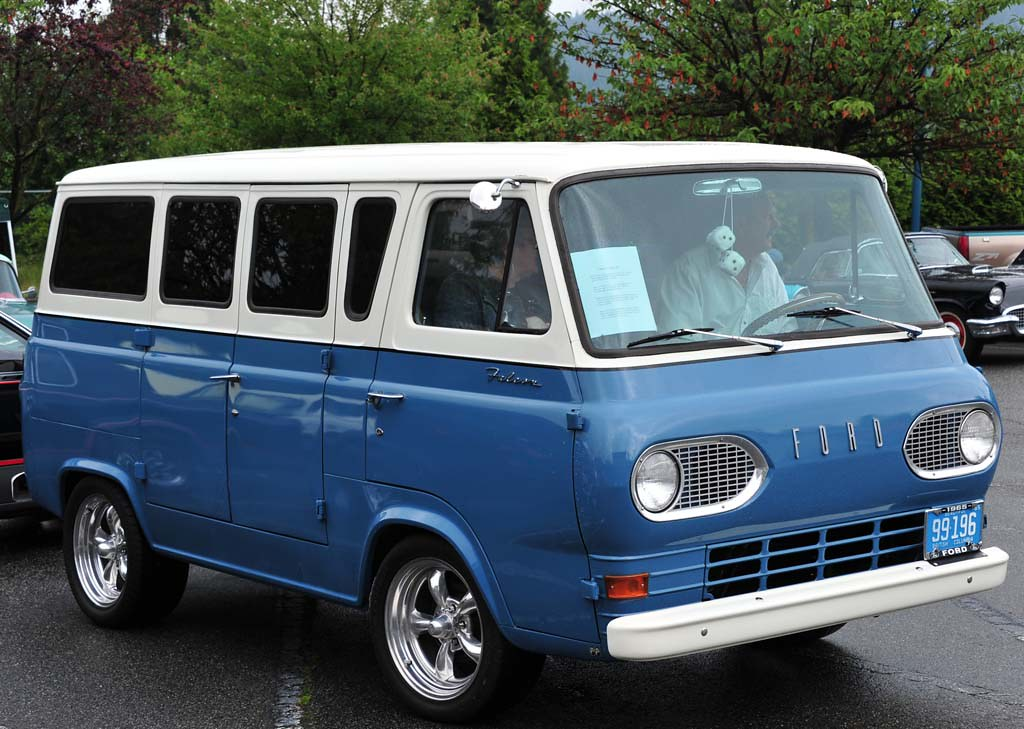 1965 Ford Falcon Club Wagon | A recent import from Yakima Wa