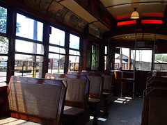 日, 2011-06-26 13:30 - The Shore Line Trolley Museum  Car 948