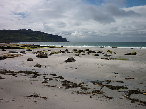Singing Sands Beach, Eigg | by purplenataliemarie