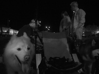 Chase & The WooFDriver Pit Crew | by woofdriver