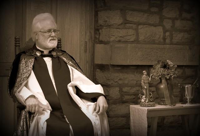 Vintage Priest