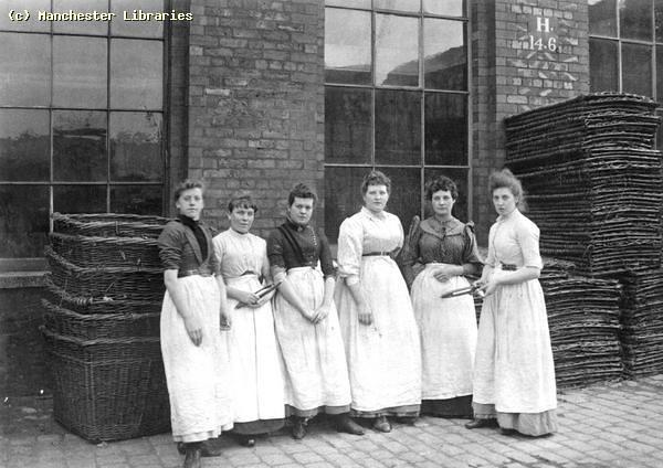 Weavers, 1900