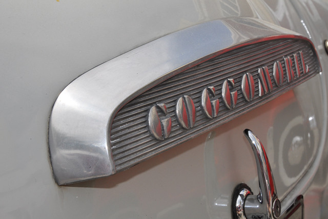 Goggomobil badge
