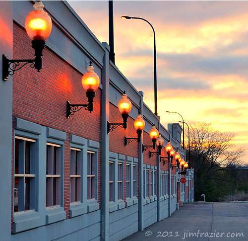 street city railroad morning windows light red sky urban orange sun building lines architecture clouds sunrise buildings dawn vanishingpoint illinois nikon scenery geneva streetlights garage parking bricks cityscapes structures landmarks lot beautifullight railway sunny trains structure il business deck mortar transportation infrastructure april lamps kanecounty kane metra railways wedge railroads wedgie contemplation thirdstreet horizontallines 2011 verticallines d90 interestinglight q4 capturenx nikoncapturenx contempletive genevaarea ldapril ©jimfraziercom ld2011 3cblog