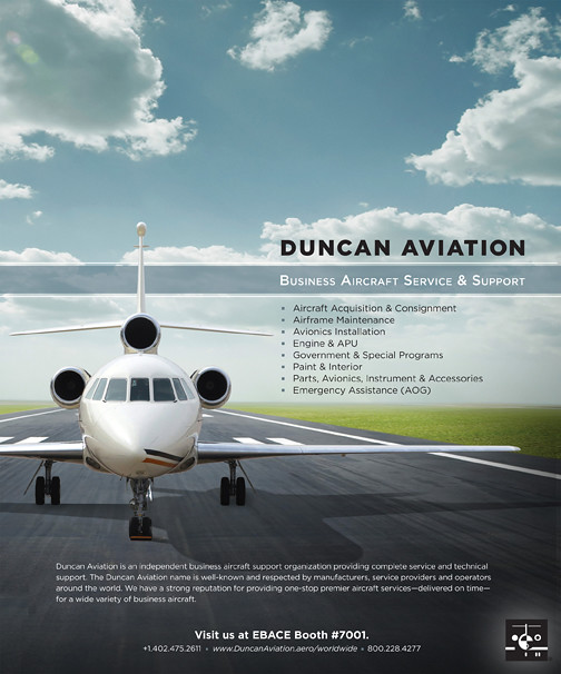 Duncan Aviation | Flickr