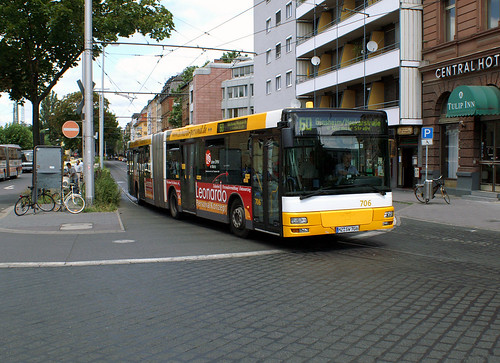 Streik Mainz Bus