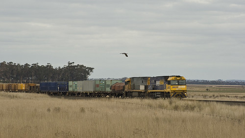 Freight at Wingeel | by michaelgreenhill