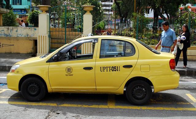 taxi safety ecuador