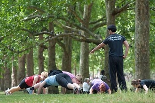 personal training on the mall | by hughnutt