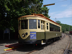 日, 2011-06-26 13:26 - The Shore Line Trolley Museum  Car 948