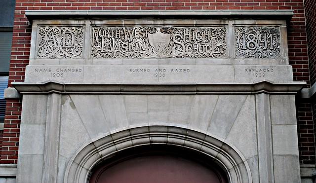 Northwest Division High School (Later Tuley High School)