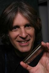 2011. március 24. 13:06 - Howard Levy, szájharmonika