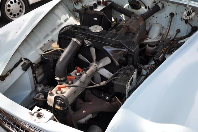 Wartburg motor