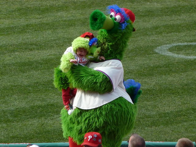 Screaming Baby Phanatic