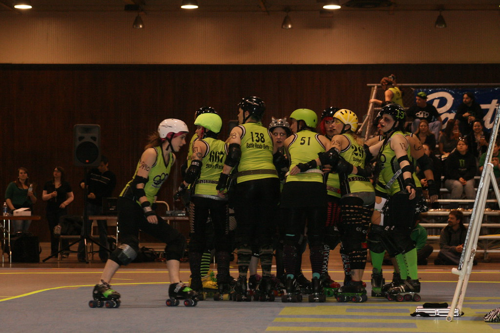 OHRG Gang Green Vs. The Hard Knox Brawlers