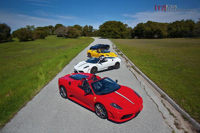 IMG_9236 Ferrari 16M's
