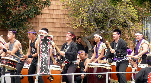 SF Taiko group | by wintersweet