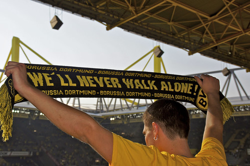 We'll never walk alone | by Peter Fuchs