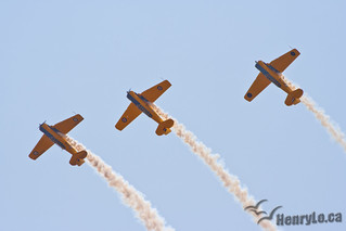 Canadian Harvard Aircraft Association | by Henry_Lo