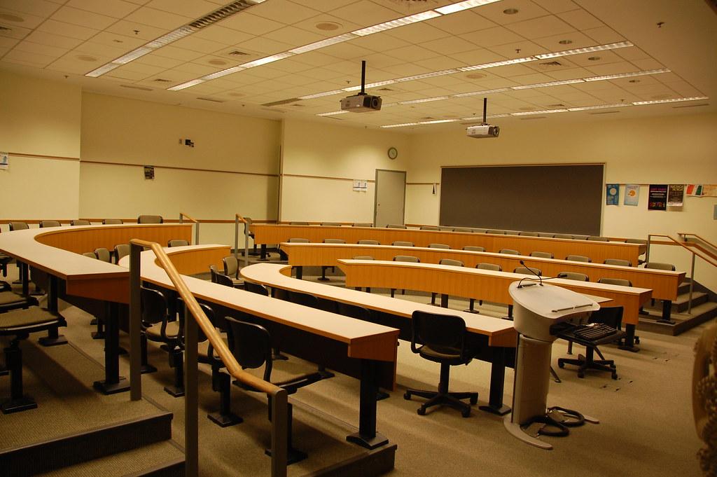 UPenn Classroom (Jon Huntsman Hall)   Kevin Jarrett   Flickr