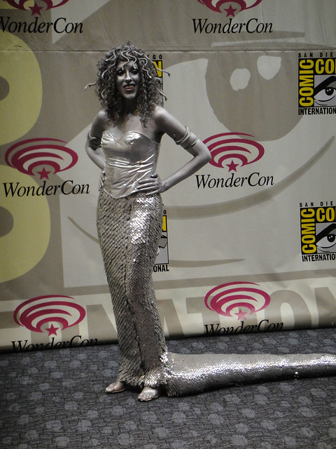 WonderCon 2011 Masquerade - Medusa