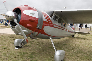 Cessna 190 VH-AAL