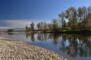 bitterroot-river-near-victor-montana-10142010-rogermpeterson-007 | by Forest Service - Northern Region