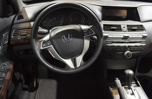 2012 Honda Accord Crosstour EX-L dash Photo