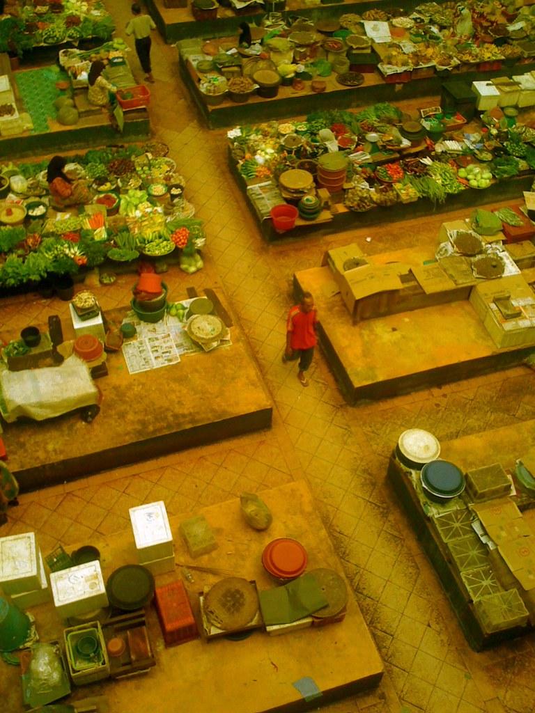 Pasar Besar Siti Khadijah Kota Bharu