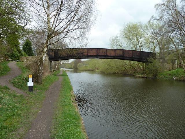 Hartley Bank Bridge, Bridge No. 32, Calder and Hebble Navigation Yorkshire