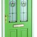 Door-green