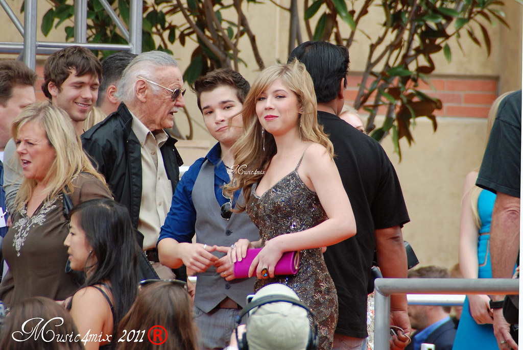 Jennette Mccurdy And Nathan Kress Jennette Mccurdy And Nat Flickr