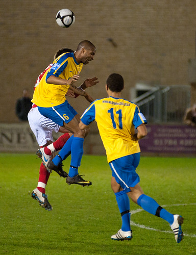 Staines Town vs Ebbsfleet United   by Chris Turner Photography