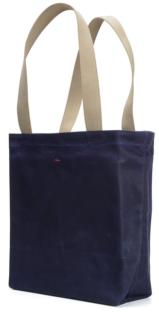 AC Navy Tote