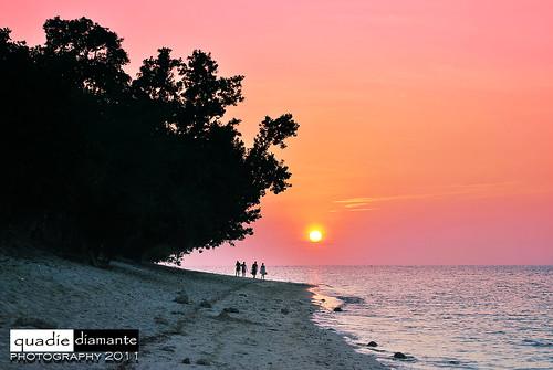 travel sunset vacation tourism beach island zambales wowphilippines potipot