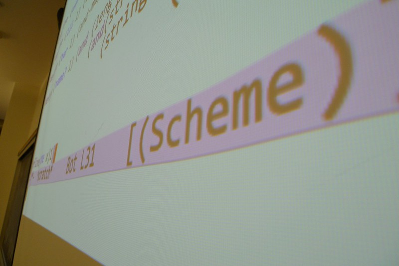 The Scheme Programming Bee