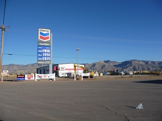 Road from Benson to Artesia - Arizona & New Mexico, USA  - Patrick Nouhailler  © | by Nouhailler